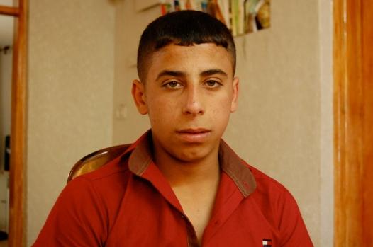 Hamzeh Abu Hashem [Credit: EAPPI/H.O.Jonsson]