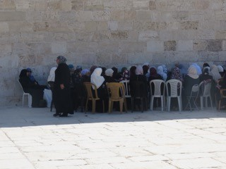 A womens, study group. Photo/EAPPI.S.Horne