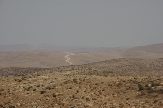 A view across the South Hebron Hills. Photo: EAPPI/Liv SB