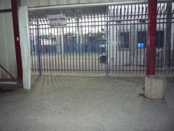 Qalandia Checkpoint [Photo: EAPPI/K.Cargin]