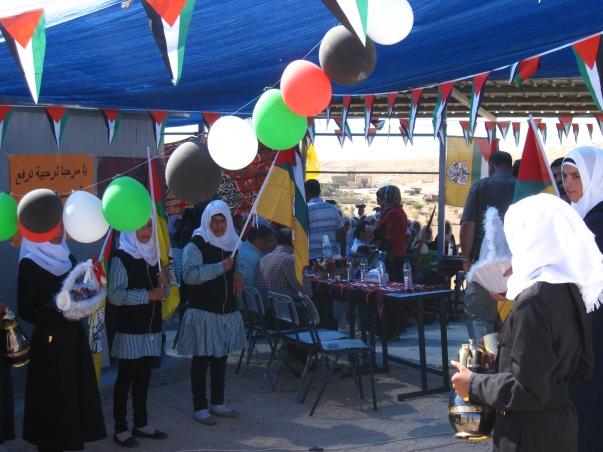 The celebration ceremony [Photo: EAPPI/A.Davison]