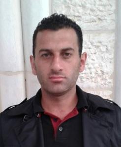 YAS nonviolent activist Sohaib
