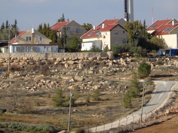 The settlement - Carmel