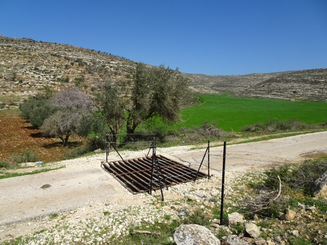 2 photo 4 Settlers' fence and cattle grid