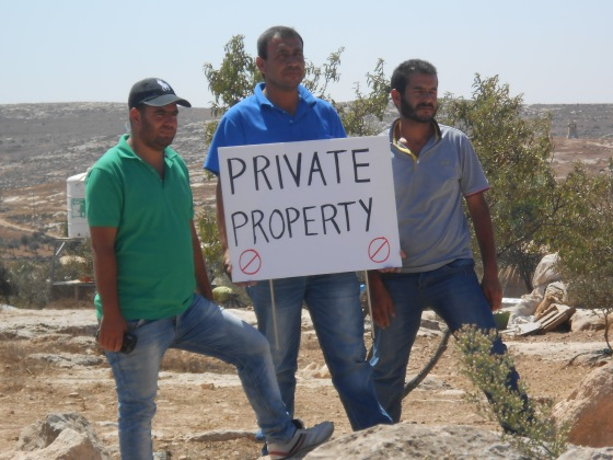 a-message-about-susiya-from-the-residents-to-the-israeli-government
