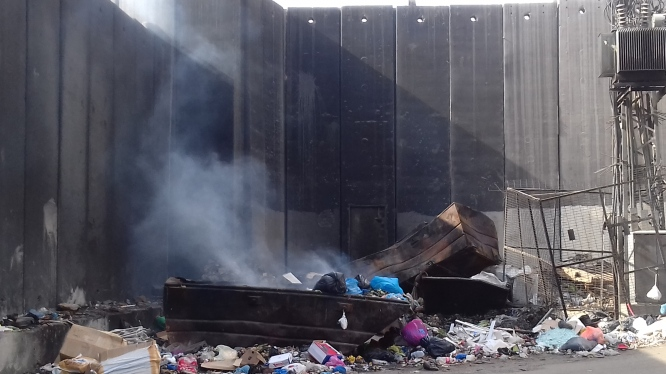 The separation barrier