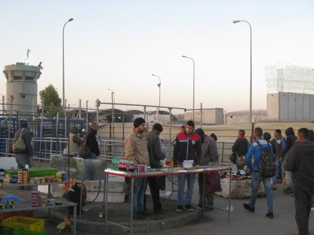 29-10-17, Hebron, Meitar, Meitar Checkpoint, EAPPI-BG (1)