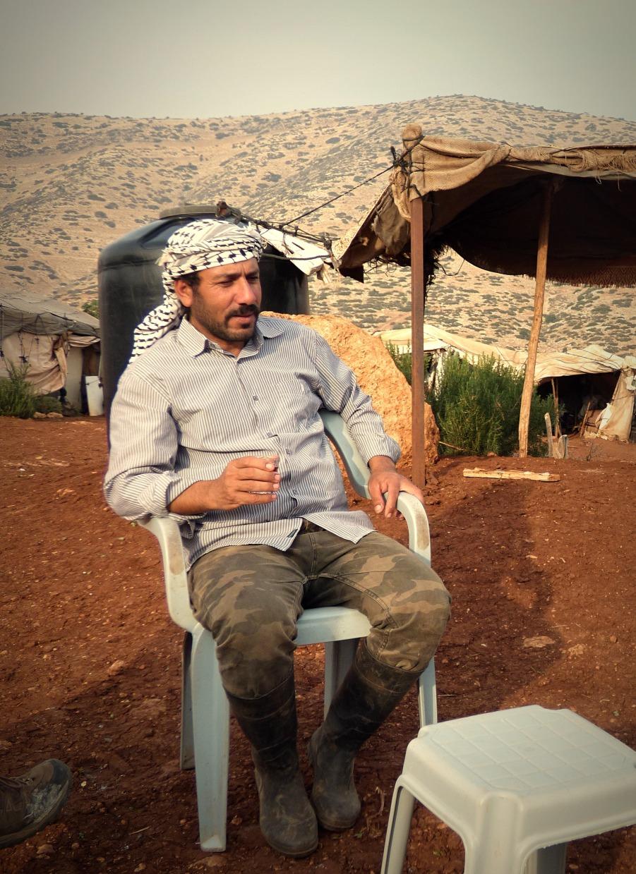 10-01-2018 Al Aqaba Khalil Nawaja EAPPI E Pritchard