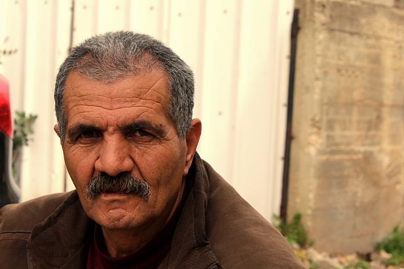 10.3.16, Abu Abdullah at Deir Istiya. A.Dunne_EAPPI